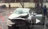 В Москве ураган убил мужчину и тяжело ранил девушку