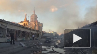 Новости Новороссии: за минувшие выходные в Донецке погибло 10 мирных жителей – местные СМИ