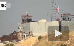 ВС Турции демонтируют четыре наблюдательных пункта в провинциях Сирии