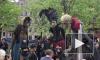 Посетителям Дня Достоевского старуха-процентщица выдавала ссуды взамен на мелкие ценные вещи