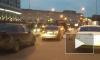 В Петербурге произошла авария с участием трех машин и мусоровоза