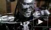 Видео: житель Перми распечатал на 3D-принтере говорящего терминатора