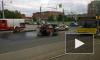 На углу Бухарестской и Фучика произошло смертельное ДТП