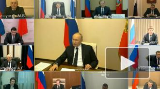 Путин надеется, что меры поддержки медицины окажутся не востребованы