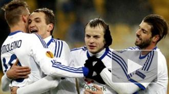 Бенефис украинских клубов и другие матчи Лиги Европы