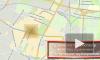 Движение по проспекту Блюхера ограничено из-за прорыва трубопровода