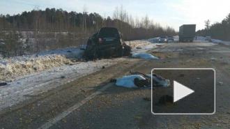 Жуткая авария в ХМАО унесла три жизни