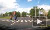 В Пензе автоледи сбила бабушку на переходе
