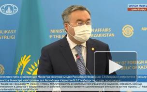 """Казахстан заявил, что продолжит сотрудничество с Россией по использованию """"Спутника V"""""""