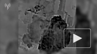 Армия Израиля атаковала 600 военных целей в секторе Газа