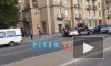 На Малоохтинском произошло серьезное лобовое столкновение