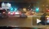 На Заневском проспекте столкнулись два автомобиля