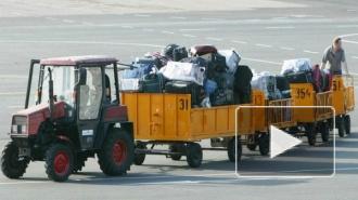 В Пулково надругались над багажом пассажиров