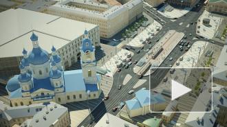 На Сенной площади в Петербурге восстановят Успенскую церковь