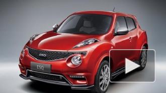 Опубликованы официальные фото Infiniti ESQ - клона Nissan Juke