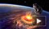Упавший под Омском метеорит сняли на видео очевидцы