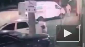 В центре Краснодара в упор расстреляли бизнесмена