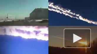 Видео: челябинский метеорит танцует Harlem shake