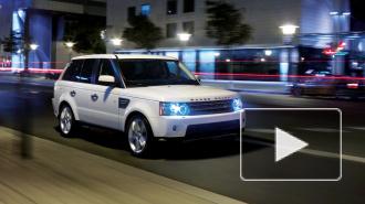 В центре Москвы угнали Range Rover Sport судьи Верховного суда