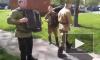 В Красногвардейском районе города ветеранов поздравляли дистанционно