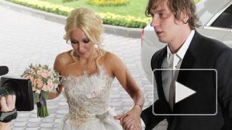 Кудрявцева и Макаров отпраздновали свадьбу с размахом