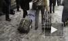 Со снегопадом в Петербурге боролись 1200 единиц техники