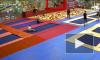 Опубликовано видео смертельного прыжка мужчины на батуте в Красноярске