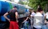 Новости Новороссии: в Луганске началась выдача гуманитарной помощи из России