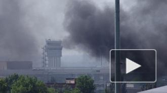 Новости Новороссии: аэропорт Донецка сегодня снова под обстрелом, ВСУ готовятся к наступлению