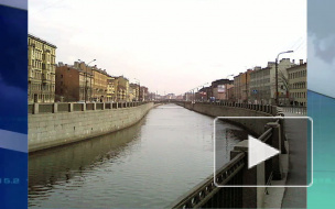 В Петербурге девушка на Хонде вылетела в Обводный канал