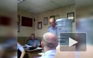 Уволен омский полицейский, оравший матом на подчиненных