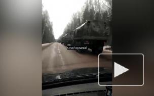 """Аналитики сообщили о движении """"Искандеров"""" к границе с Украиной"""