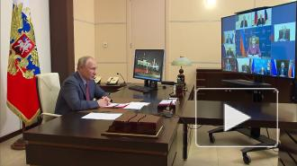 Путин заявил о близости конфликта Израиля и Палестины к границам России