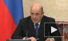 Мишустин поручил правительству доложить об исполнении поручений Путина