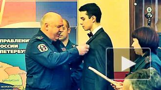 Награда МЧС нашла героя-спасателя