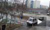 При прорыве трубы на Олеко Дундича ожоги получил 87-летний пешеход