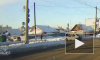 Сам виноват: в Омске Renault Logan сбил парня, ДТП сняли на видео