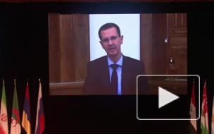 Асад заявил, что проблема беженцев для Сирии является национальной