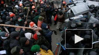 Во время столкновений в Киеве российского журналиста подорвали гранатой