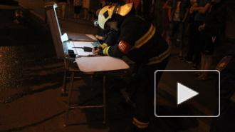 В Петербурге этой ночью пылали машины и гаражи, виновных ищут
