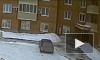 Камера сняла падение подростка из окна высотки в Челябинске