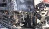 Ужасная катастрофа в Подмосковье: две фуры сгорели дотла в ДТП